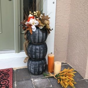 Other - Shabby Chic Thanksgiving Decor
